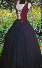 My Faire Dress